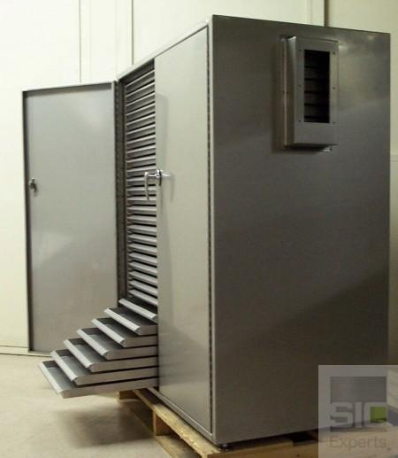 Armoire de rangement industriel SIC02789