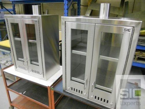 Armoire de stockage ventilée SIC30534