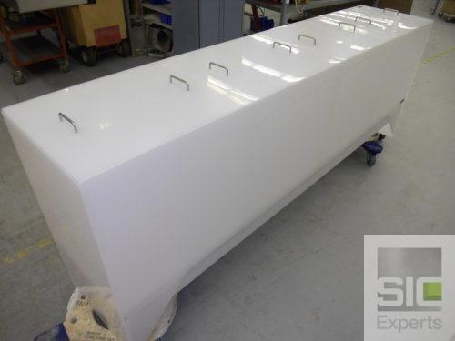 Cuve plastique traitement surface SIC29733A