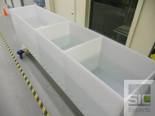 Bassin de trempage en plastique SIC29733B