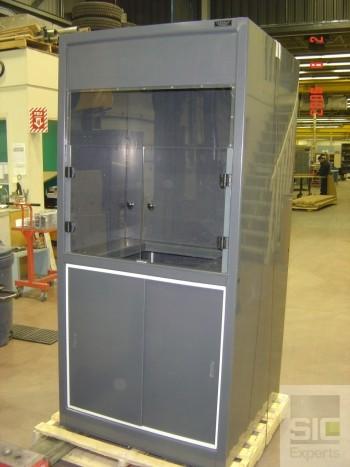 Cabinet laboratoire en plastique SIC19087