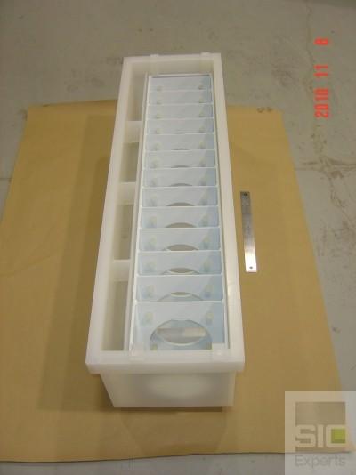 Réservoir nettoyage wafer semi-conducteurs SIC26403