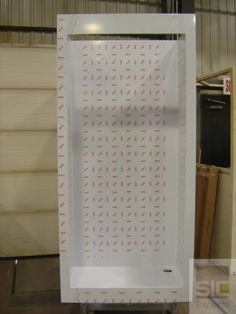 cabine de douche d'urgence SIC22901