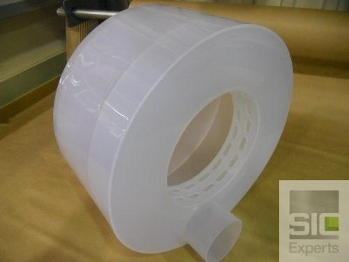 Entonnoir plastique industriel SIC29128