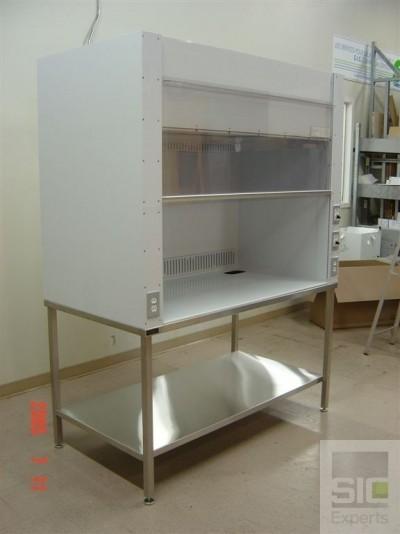 Hotte flux laminaire polypropylene SIC16616