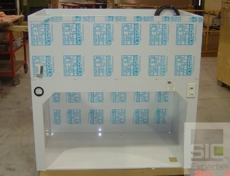 Hotte laminaire laboratoire SIC27039
