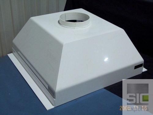Hotte canopy en plastique SIC06105