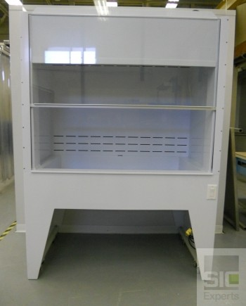 Mobilier laboratoire polypropylène