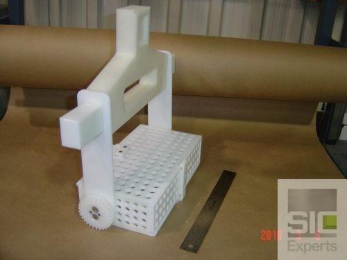 Panier de trempage en polyéthylène