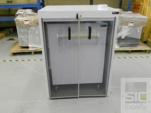 Passe-chariot ventilé en polypropylene SIC29198