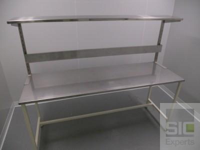 Table de travail laboratoire SIC23410