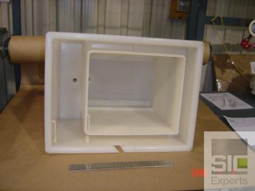 Réparation cuve plastique