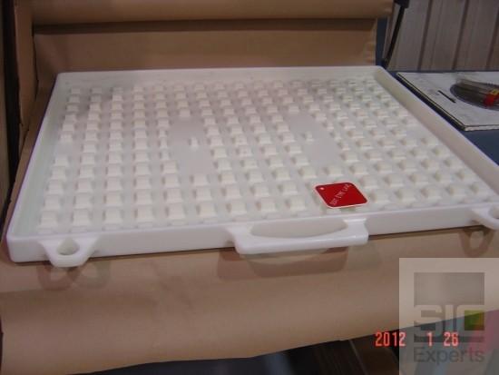 Réparation plastique alimentaire