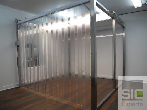 Salle propre classe 10000 SIC30570