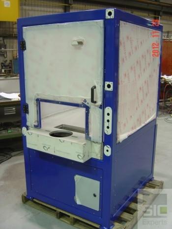 Structure cellule robotisée