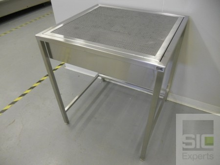 Table aspirante laboratoire SIC31203