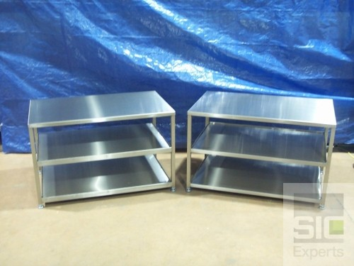 Table inox alimentaire SIC05030